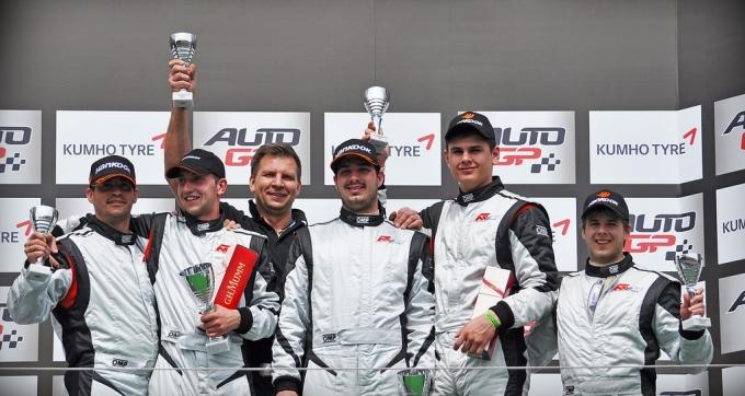1.és 2. helyezés a Hungaroringi WTCC hétvégén!!!