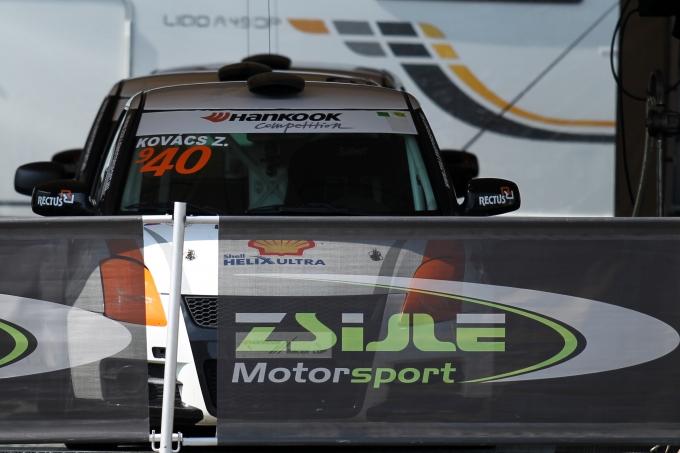 Brno-ban a Hankook Racer Cup