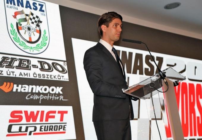 Magyar Gyorsasági Országos Bajnokság ünnepélyes díjátadó
